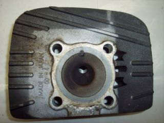 76 79 Kawasaki KE125 Ke 125 KD KS Engine Cylinder Head
