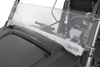 UTV Tech Windshield Stiffener 520120 Polaris Ranger RZR 800 Le 2012