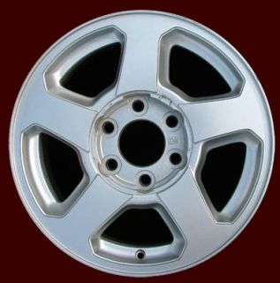 Trailblazer Ext 02 06 16 Used Wheels Alloy Rims Car Parts