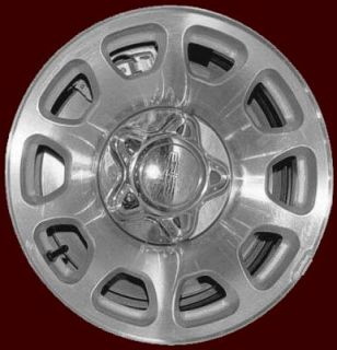 LINCOLN NAVIGATOR 1998 1999 16 USED WHEELS ALLOY RIMS OEM CAR PARTS