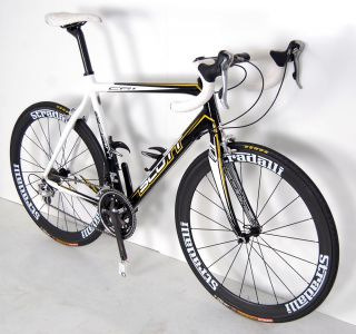 Scott CR1 Team Carbon Road Bike Shimano Dura Ace 58 Cm