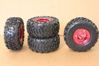 RC 1 10 Truck Tamiya Rock Crawler Crawler Tires Wheels