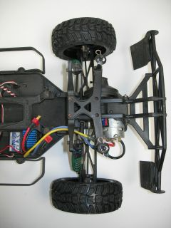 Team Associated SC10 Roller w ESC Motor Steering Servo RPM Bumper