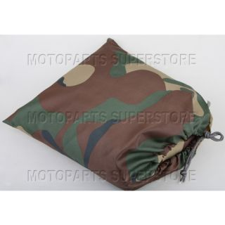 ATV Quad 4 Wheeler Cover Honda Yamaha Suzuki ATVs Cover Medium Size