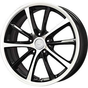 17 MB Motoring Wheels Rims 5x100 5x114 3 Toyota Prius Dodge Neon