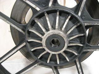 Honda Shadow VT500C Front Wheel and Brake Rotor