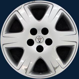 05 09 Toyota Corolla Le 15 61133 Hub Cap Wheel Cover Hubcap Part