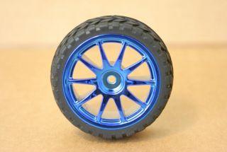 RC 1 10 Car Tires Wheels Rims Package Kyosho Tamiya HPI