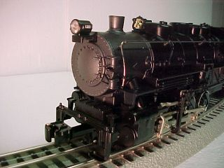 Lionel Steam Engine Whistle Tender Train Locomotive 123