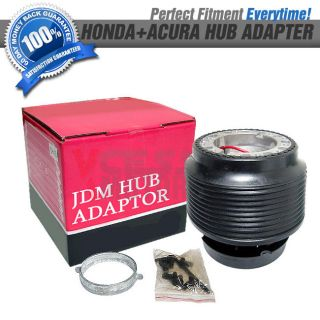 Fit 92 95 Civic 94 01 Integra JDM Style Boss Kit Steering Wheel Hub