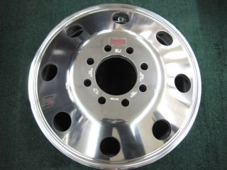 American Eagle Alloy Aluminum Truck Dually Wheel Rim 19 5x6 8 Bolts