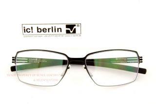 Ic Berlin Eyeglasses Frames Model Wissam : wire rimmed eyeglasses frames on PopScreen