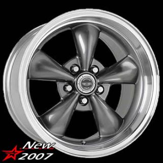 Anthracite American Racing Torq Thrust M Wheels 5x115 Rims