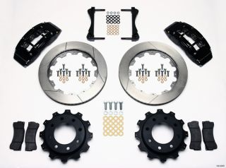Wilwood Disc Brake Kit Chevy Silverado GMC Sierra 1500HD 2500 2500HD 4