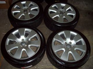 Audi A4 A6 S4 Speedline Sport Wheels Tires VW Passat Quattro