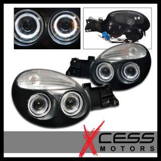 2002 Subaru Impreza WRX STI Quad Projector Headlights