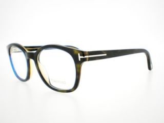 Brand New Tom Ford Eyeglasses TF 5208 092 Black Brown