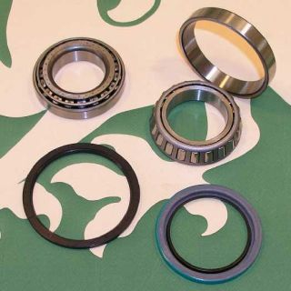 Jaguar Wheel Hub Bearing Kit Rear XJ6 XJ12 XJS XKE MK2