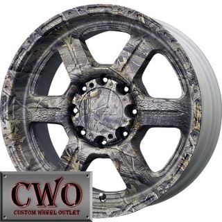 17 Camo V Tec Off Road Wheels Rims 5x127 5 Lug Chevy GMC C1500 Jeep