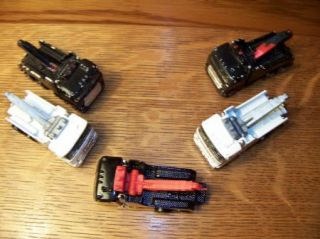 Hot Wheels Lot 1981 Tow Truck Wrecker Semi Die Cast Toy