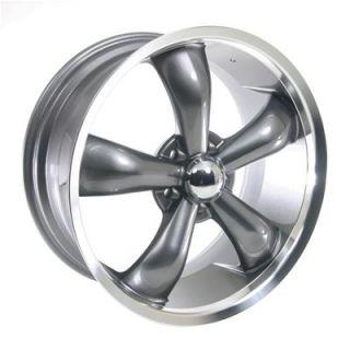 Legend 5 Series Gunmetal Wheel 20x9 5 5x120 7mm 142 2961GM38