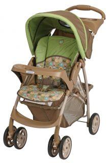 Graco Literider Deluxe Lightweight Baby Stroller Zooland 1794240