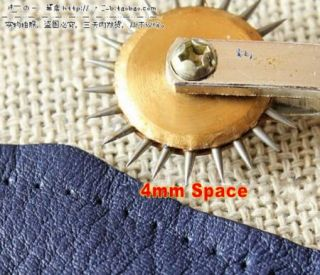 Leather Craft Tools Overstitch Wheels DIY