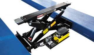 Bendpak RJ 45 4500 lbs Rolling Bridge Jack for 4 Post Lifts