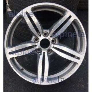 M5 M6 Factory Alloy M Forged Wheel 19 Rim M Double Spoke 167