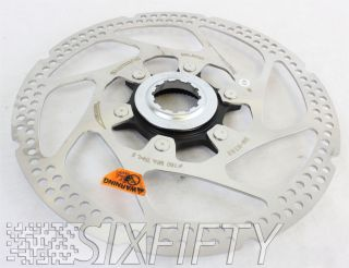 Shimano SM RT62 160mm Center Lock Splined Disc Brake Rotor