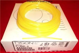 Tygon Fuel Line 080I D x 140O D x 25 Feet 1 2 Roll Simply The Best