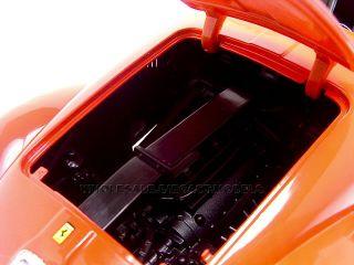 Ferrari 125S 125 s Red 1 18 Hot Wheels Diecast Model