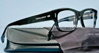 Authentic Giorgio Armani Eyeglasses Frame GA 783 Black Classic 50mm