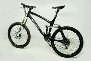 2011 Ellsworth Epiphany Full Suspension Mountain Bike XTR Chris King