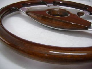 Momo Wood Classic Original Steering Wheel