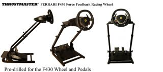 GT Omega Steering Wheel stand, Thrustmaster F430 F458 . PS3, Xbox 360