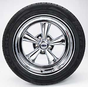 Cragar 617934 Cragar s s Wheel 17x9 Bolt Circle