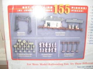Bachmann Iron King Train Set HO Scale