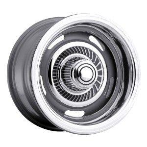 15 x7 inch Vision Rally Silver Wheels Rims 5x5 5x127 6