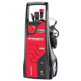 PowerWasher 1 800 PSI 1 5 GPM Electric Pressure Washer with Powerboost
