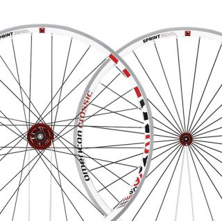 American Classic Sprint 350 Road Bike Wheelset 700c 8 9 10 SPD F R