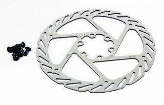 Avid G2CS G2 Clean Sweep Disc Brake Rotor MTB Is 6 Bolts 1pcs 115g
