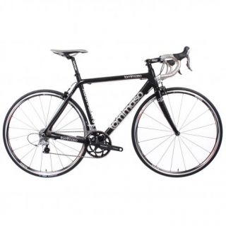 Tommaso Aggraziato Pro Road Bike Professional Carbon Black 51cm