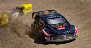 Venom Atomik Metal Mulisha Brian Deegan 1 18 Scale Ford Fiesta RC