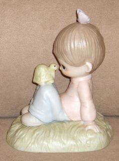 1998 Precious Moments Figurine LOVE IS KIND Event Figurine Limited