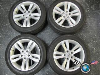 12 Nissan Altima Factory 17 Wheels Tires Maxima Juke OEM Rims 62552