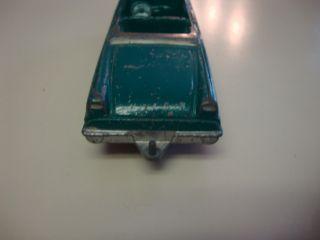 Oldsmobile Convertible Tootsietoy Metal Car Vintage