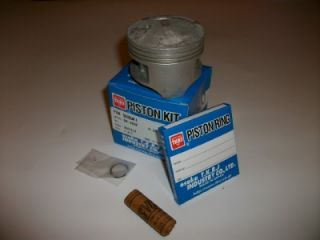 New in Box Suzuki Dr 200 DR200 SP200 SP 200 Piston Kit