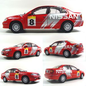 Champion NISSAN SENTRA 180 SUNNY 1  18 Diecast Toy Car Model