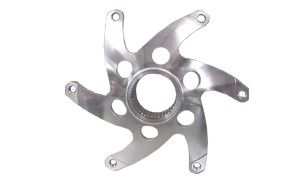 Lone Star Racing Billet Axle Sprocket Hub 6 Bolt Yamaha Banshee 350